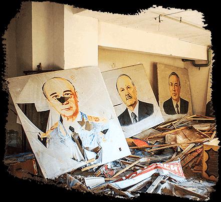 Фото Чернобыля, погруженние в историю
